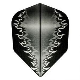 Target – darts Letky VISION 100 Standard Fire Black Grey 34300790