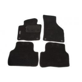 MAMMOOTH Koberce textilní, VW Passat 2005-2008, černé, sada 4 ks