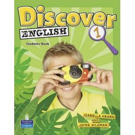 Wildman Jayne: Discover English 1 Student´s Book CZ