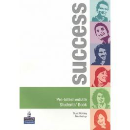 McKinlay Stuart: Success Pre-Intermediate Students´ Book Pack