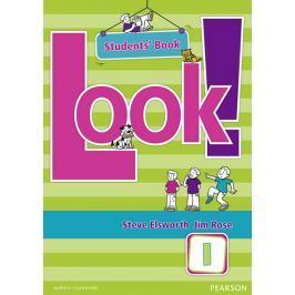 Elsworth Steve: Look! 1 Student´s Book