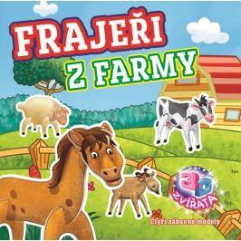 Frajeři z farmy - Čtyři zábavné modely