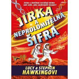Hawkingovi Lucy a Stephen: Jirka a neprolomitelná šifra