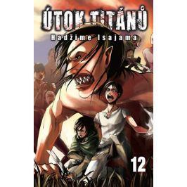Isajama Hadžime: Útok titánů 12