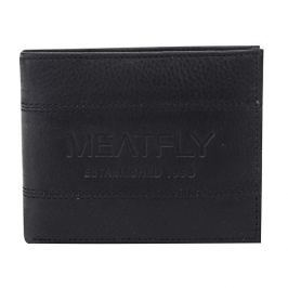 MEATFLY Peněženka Hurricane Wallet A Black