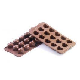 Silikomart Silikonová forma na čokoládu a led – srdce