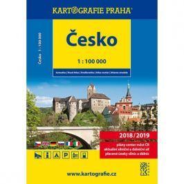Česko - autoatlas/1:100 000