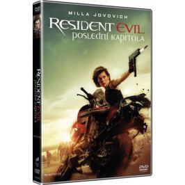 Resident Evil: Poslední kapitola   - DVD
