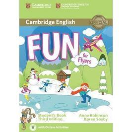 Robinson Anne: Fun for Flyers 3rd Edition: Student´s Book