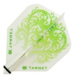 Target – darts Letky VISION 100 Standard Floral White 34117350a