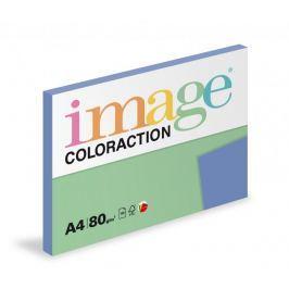 Papír kopírovací Coloraction A4 80 g modrá střední 100 listů