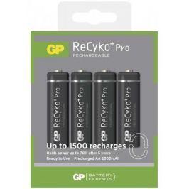 GP Nabíjecí baterie GP ReCyko+ Pro Professional (AA), 4 ks