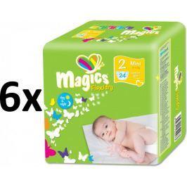 Magics Flexidry Mini (3-6kg) Megapack - 144ks