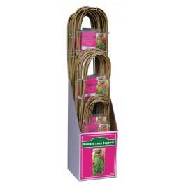 Previosa Podpěry rostlin - bambus 60 cm, 9 ks