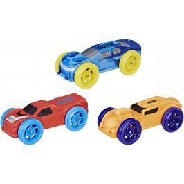 Nerf Nitro náhradní autíčka 3 ks