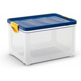 Kis Clipper box 32,5 l modrá
