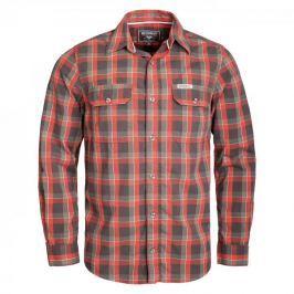 Bushman Košile ENDERBY, červená, XXXL