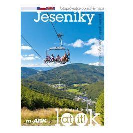 Marek Ivan: Jeseníky - Turistický fotoprůvodce oblastí + mapa (ČJ, AJ)