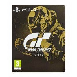 Sony Gran Turismo Sport Steelbook Edition / PS4
