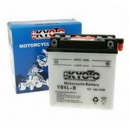Baterie KYOTO 12V 5Ah YB5L-B (dodáváno bez kyselinové náplně)