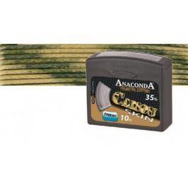 Anaconda návazcová šnůra Camou Skin 10 m Camo 35lb