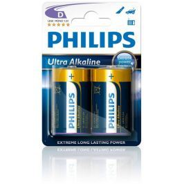 Philips D 2ks Ultra Alkaline (LR20E2B/10)