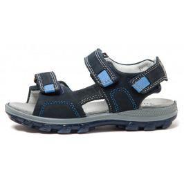 Primigi chlapecké sandály 28 tmavě modrá