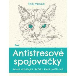 Wallisová Emily: Antistresové spojovačky - Krásné uklidňující obrázky, které potěší duši