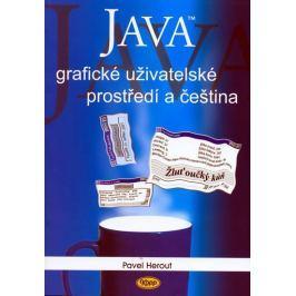 Herout Pavel: Java - grafické uživatelské prostředí a čeština