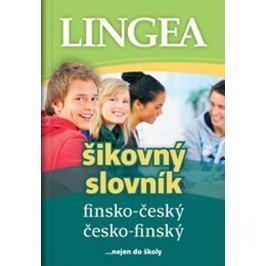 Finsko-český, česko-finský šikovný slovník … nejen do školy