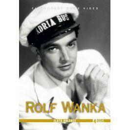 Kolekce Rolf Wanka (4DVD)   - DVD