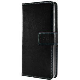 Fixed Pouzdro typu kniha Opus pro Honor 9, černé