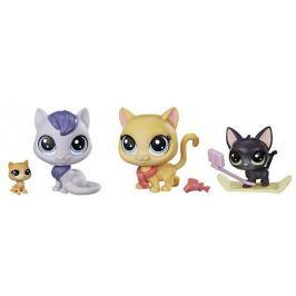Littlest Pet Shop Rodinné balení zvířátek - Kočičky