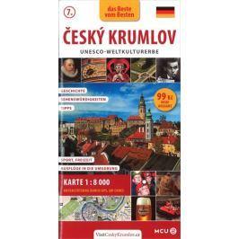 Eliášek Jan: Český Krumlov - kapesní průvodce/německy