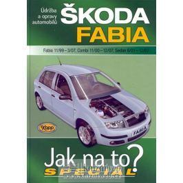 Škoda Fabia 11/99-12/07 - Jak na to? Speciál