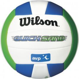 Wilson Avp Quicksand Volleyball Red White Blue