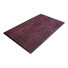 Fialová textilní čistící vnitřní vstupní rohož - 150 x 90 x 0,8 cm