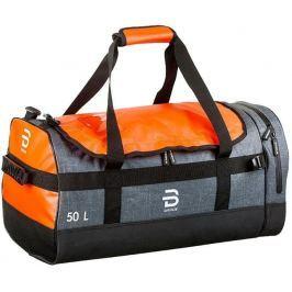 Bjorn Daehlie Bag Duffle 50 L grey/orange