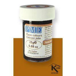 PME PME gelová barva - hnědá