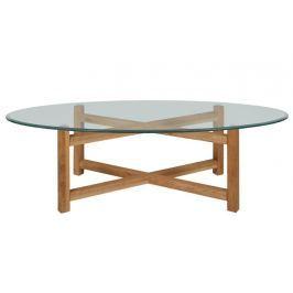 Design Scandinavia Konferenční stolek Amelie, 140 cm
