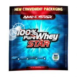 Aminostar 100% Pure whey star protein 2000 g kokos-čokoláda