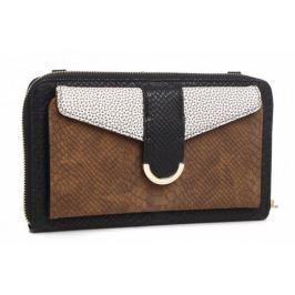 Bessie London dámská černá peněženka