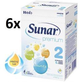 Sunar Premium 2 - 6 x 600g