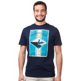 Brakeburn pánské tričko S modrá
