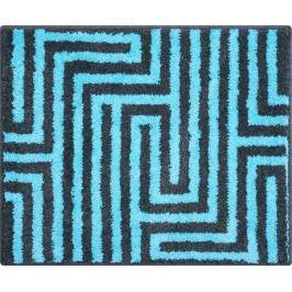 GRUND Česká koupelnová předložka, ARUBA 50x60 cm, modrá