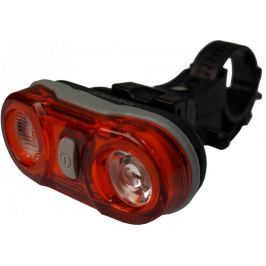 Olpran 2 LED zadní černé