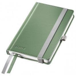 Zápisník Leitz Style A6 tvrdé desky linkovaný celadonově zelený