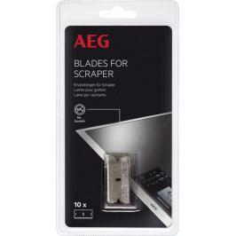AEG Náhradní břity škrabky 10 ks