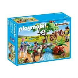 Playmobil 6947 Vyjižďka na koních