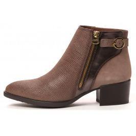 Hispanitas dámská kotníčková obuv 41 hnědá